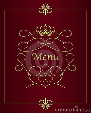 menu design background royalty  stock images image