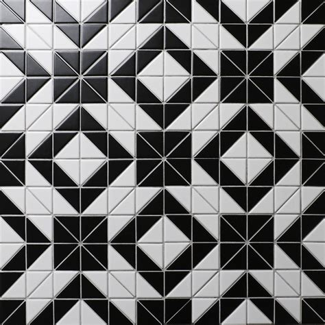 black white tile patterns cheap price 2 black white triangle tile porcelain floor tile patterns online ant tile
