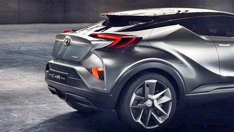 2015 Toyota C-hr Concept 4-door 8