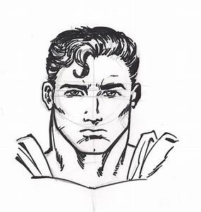 Sketch Superman by pollomaxx on DeviantArt