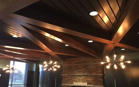 Suspended Wood Ceiling by Ceiling Products Wall Panels Suspended Ceilings Wood