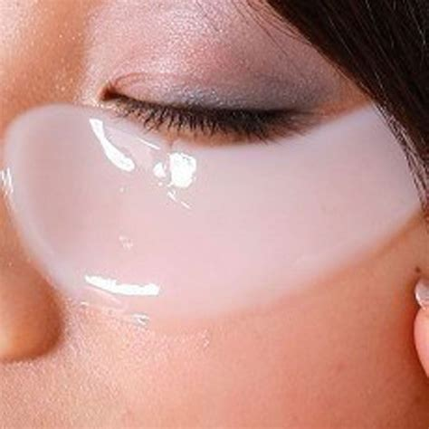 Deck Out Women Crystal Eyelid Patch Anti Wrinkle Crystal