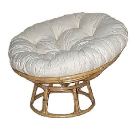 Papasan Chair Australia by Papasan Chair Frame Calico Dacron Cushion