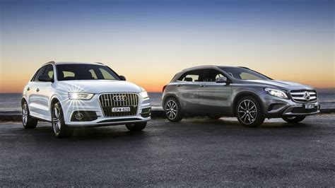 Every car on carwow is mechanically checked with. Audi Q3 v Mercedes-Benz GLA-Class : Comparison review - Photos (1 of 53)