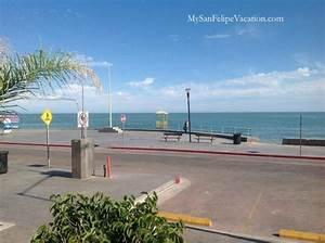 San Felipe Malecon - San Felipe Boardwalk San Felipe