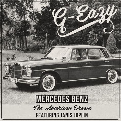 Geazy  Mercedes Benz (the American Dream) Lyrics