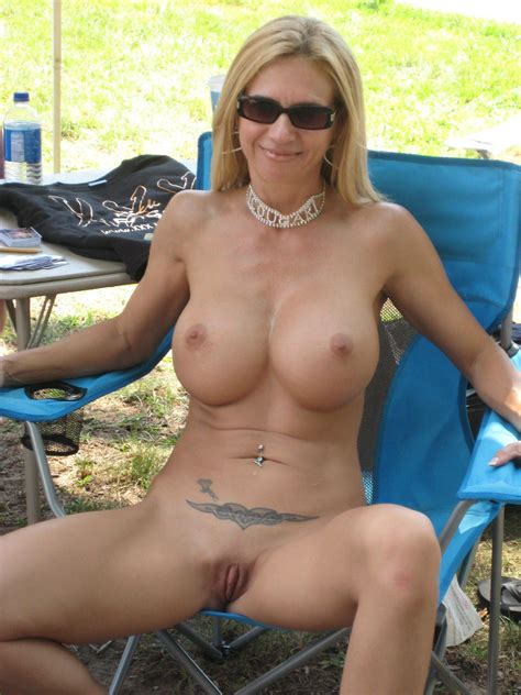 MILF Blonde Cougar Choker X Post From R MILF Bolted