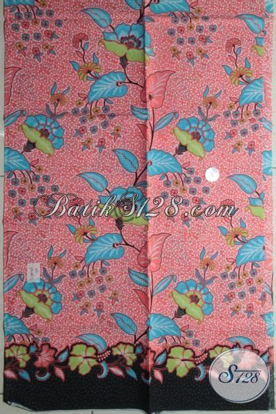 jual batik bahan busana perempuan batik kain solo print