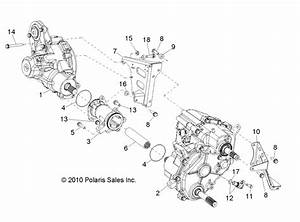 Polaris Rzr Transmission Diagram