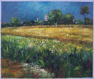 Vincent Van Gogh Oil Painting