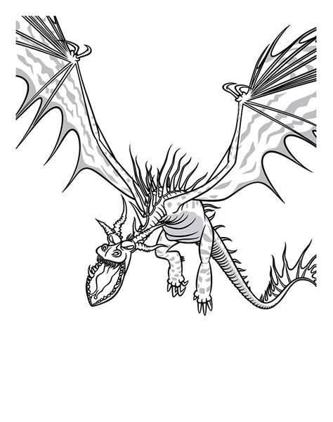 Coloring Dragons by Dragons To Color For Children Dragons Coloring Pages