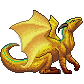 Dragon Cave - Dragon - (QhJln)