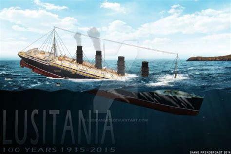 Rms Lusitania Wreck Model by Lusitania Explore Lusitania On Deviantart