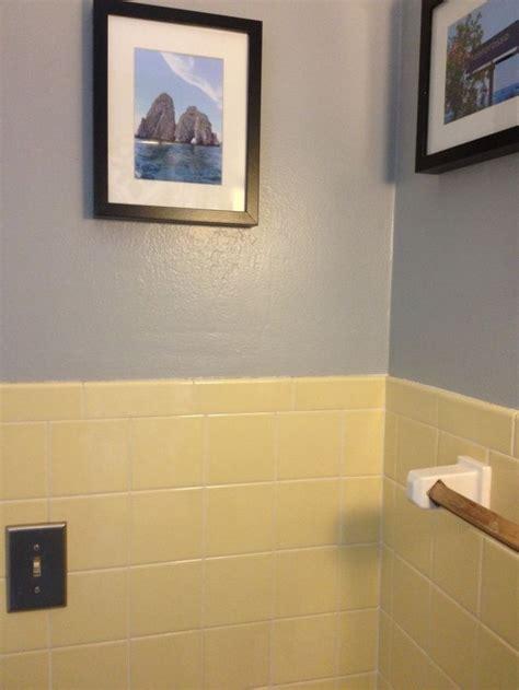 ideas  yellow tile  pinterest midcentury