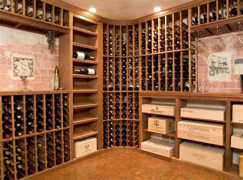 Wine Storage At Home : Wine Cellar Renovation Inspiration Photos