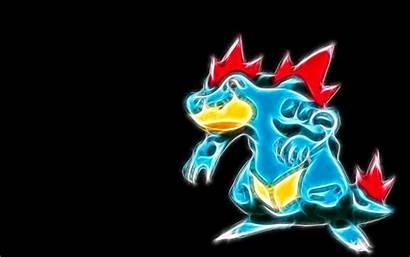 Pokemon Feraligatr Background Wallpapers Backgrounds Desktop Wallpoper