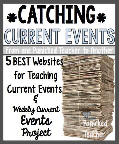 Current Events Articles for Students