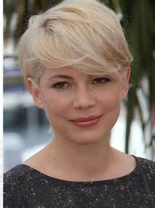 Long Pixie Cut with Side Swept Bangs
