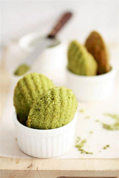 green tea kitchen matcha madeleines via evan s kitchen ramblings sweet 1469