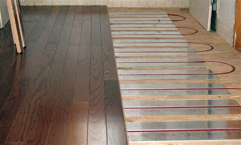 radiant floors hardwood energy efficient heating radiant floor installation from