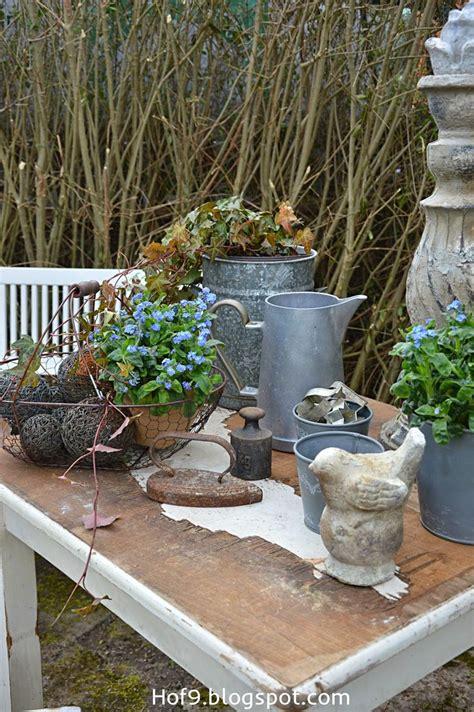 Gartendekoration Vintage by 14 Besten Vintage Gartendeko Im Fr 252 Hling Bilder Auf