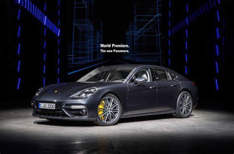 new porsche 928 revealed 2016 porsche panamera revealed autocar