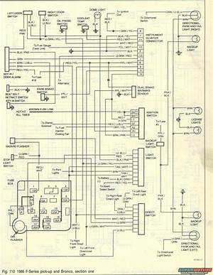 1986 Ford Bronco Wiring Diagram 86 25849 Netsonda Es