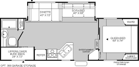 2003 Prowler Travel Trailer Floor Plans by 2004 Fleetwood Prowler Travel Trailer Rvweb