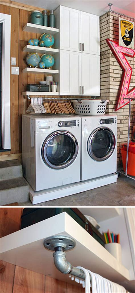 organizing a small laundry room 10 awesome ideas for tiny laundry spaces decorating your small space