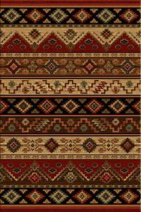 Buy western saddle blanket 5 x 8 area rug texas rug store for Western rugs