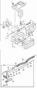 Bissell 1653 Parts List And Diagram   Ereplacementparts Com