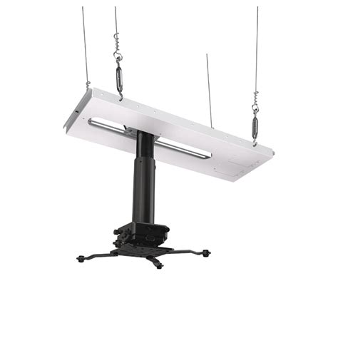 Drop Ceiling Projector Mount Kit by Crimson Adjustable Height Suspended Ceiling Projector Kit