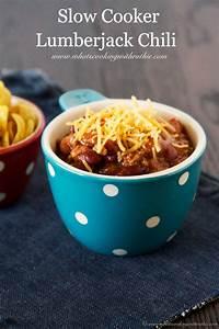 Slow Cooker Chili Recipe — Dishmaps