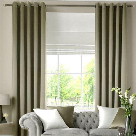 Curtains Over Roller Blinds  Curtain Menzilperdenet