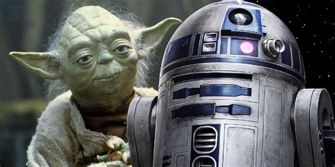 Star Wars Confirms Yoda Recognized R2-D2 On Dagobah ...