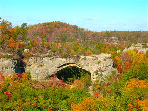 Natural Arch Scenic Area | Kentucky Tourism - State of ...