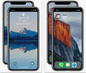 Iphone Apps Verstecken : notch remover app soll das sensorgeh use des iphone x verstecken iphone ~ Buech-reservation.com Haus und Dekorationen