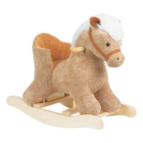 siege a bascule poney à bascule avec siège histoire d 39 ours king jouet