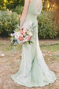 mint green dresses for wedding mint and coral wedding