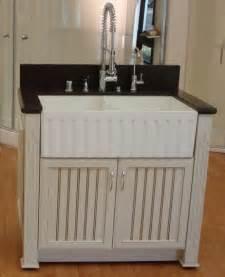 mitrani double bowl apron sink traditional kitchen