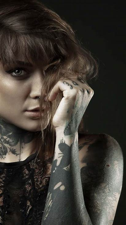 Iphone Wallpapers Cool Tattoo Plus Tattooed Babes