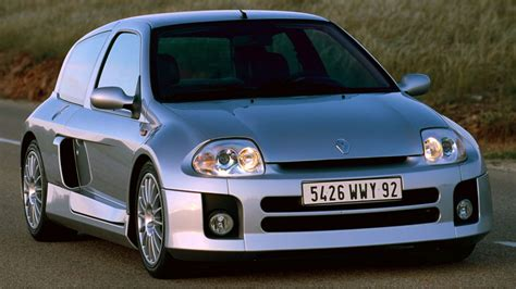 renault clio 2000 drivers generation cult driving perfection renault clio v6