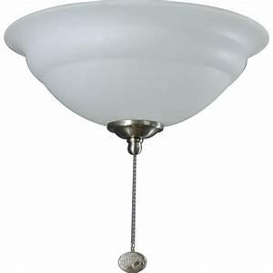 Hampton bay altura led ceiling fan light kit the home depot