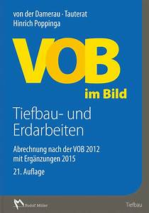 Abrechnung Vob : vob im bild tiefbau und erdarbeiten medienservice architektur und bauwesen ~ Themetempest.com Abrechnung