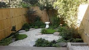 decoration jardin japonais zen With amenagement jardin petite surface 11 terrasse style jardin japonais