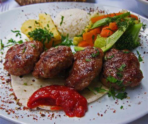 de cuisine turc kofte alla griglia cucina turca associazione