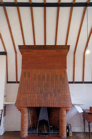 William Morris and Philip Webb, Red House   Pre