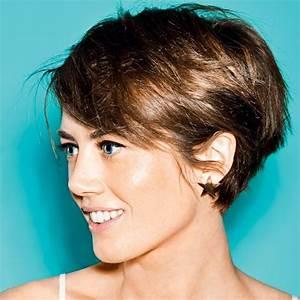 Coupe De Cheveux Femme Courte : cheveux coupes courtes coupe cheveux femme tres court ~ Melissatoandfro.com Idées de Décoration