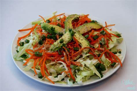 thai salad chopped thai salad