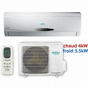 Climatiseur Mobile Pas Cher : climatiseur daitsu asd12ui dn 4kw a achat vente ~ Dallasstarsshop.com Idées de Décoration